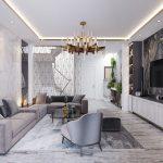 Bán căn hộ Terra Royal DT 57.6m2, giá 4.95 tỷ, giá đã đầy đủ phí