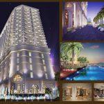 Cho thuê căn hộ cao cấp Terra Royal, Quận 3 DT 72m2 giá tốt